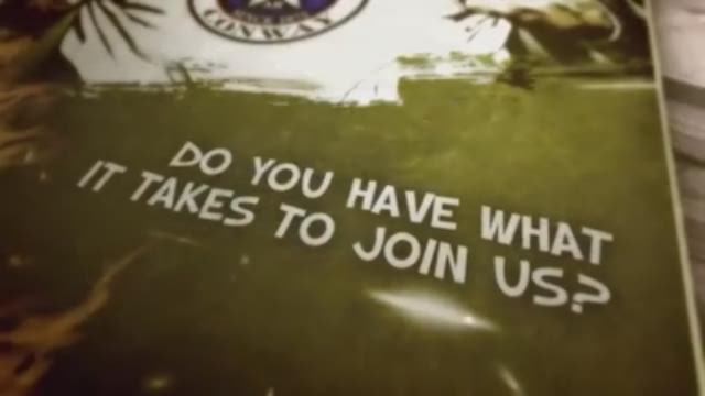 Conway Police Department's new recruitment video