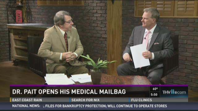 Watch Interview: Dr. Pait answers your medical questions, Pt. 1