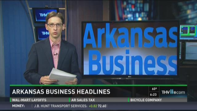 Watch Segment: Your ArkansasBusiness.com headlines for Monday