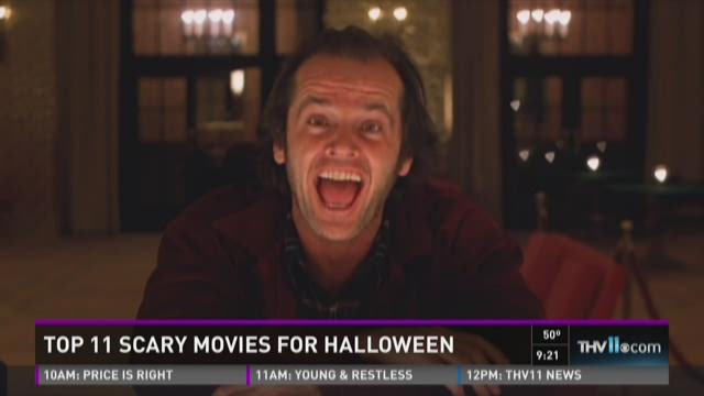 11 Scary Movies